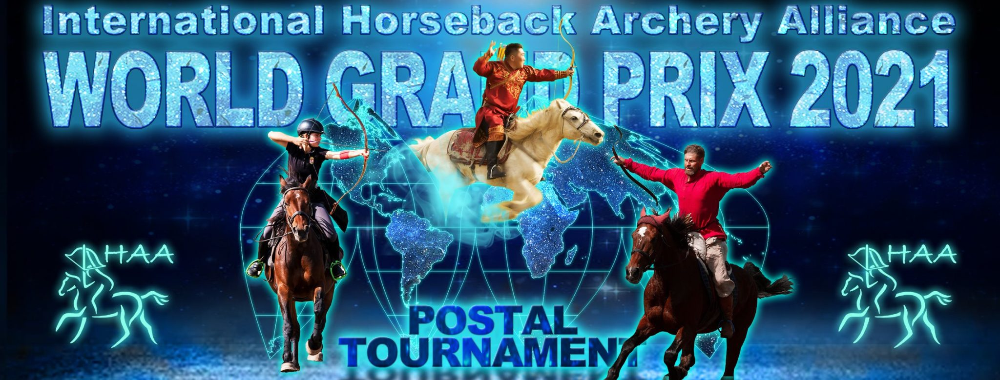 World Grand Prix - Canadian Federation of Mounted Archery