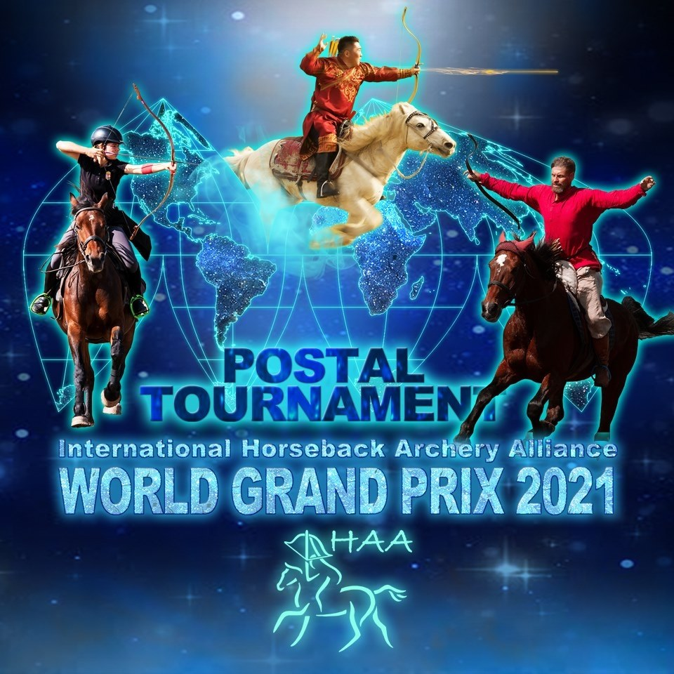 World Grand Prix - Canadian Federation of Mounted Archery